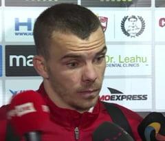 "Nistor ii ""mitraliaza"" si pe fanii lui Dinamo: ""Sa ma injure din tribuna!"""