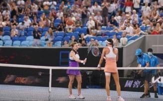 Noapte alba pentru iubitorii de tenis. La ce ore joaca Simona Halep si Sorana Cirstea in turul trei la Australian Open