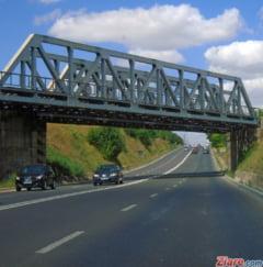 Noaptea aceasta se redeschide circulatia pe podul de la Agigea