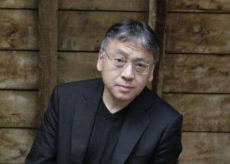 """Nobelul pentru Literatura a fost castigat de un autor de origine japoneza, care a scris """"Ramasitele zilei"""""""