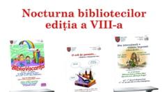 Nocturna Bibliotecilor, o noua editie la Satu Mare. Cand va avea loc
