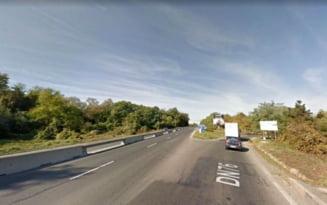 Nod rutier urias cu patru bretele in apropiere de intrarea pe Autostrada A1 Deva - Lugoj. Investitia e de aproape 20 de milioane de euro