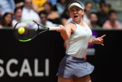 Noi calcule in clasamentul WTA dupa surprizele de la Roma: Cine o poate depasi pe Simona Halep