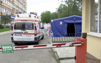 Noi cazuri de COVID-19 la Spitalul Judetean Buzau. Cadrele medicale infectate au fost internate in Bucuresti
