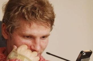 Noi clipe de cosmar pentru Mihaita Nesu: S-a despartit de sotie