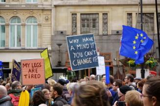 Protest pentru a opri Brexit-ul in Marea Britanie, 2019 FOTO Unsplash