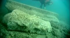 Noi descoperiri intr-un oras scufundat: S-au gasit inclusiv doua temple (Video)