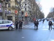 Noi detalii despre atacatorul sectiei de Politie din Paris - cum il cheama, de fapt