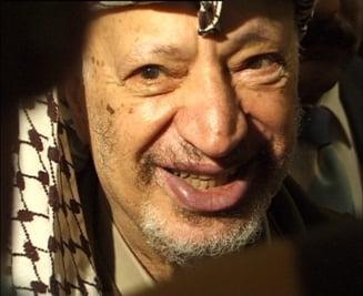 Noi dezvaluiri despre moartea lui Yasser Arafat: Miza otravirii, averea?