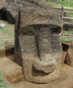 Noi dezvaluri despre misterioasele statui din Insula Pastelui (Galerie foto)