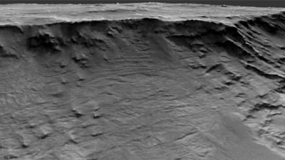 Noi dovezi de necontestat ale raurilor de pe Marte (Video)