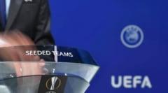 Noi emotii in Europa League pentru FCSB, CFR Cluj si FC Botosani. Echipele noastre isi afla azi posibilele rivale din turul 3 preliminar. Lista scurta a adversarelor