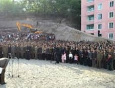Noi executii in Coreea de Nord, in urma prabusirii blocului din Phenian?