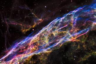 Noi imagini NASA uluitoare ale unei stele gigantice moarte VIDEO