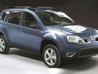 Noi imagini cu Dacia SUV (Galerie foto)