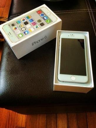 Noi imagini cu iPhone 6 in cutie (Foto)