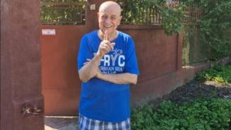 Noi informatii despre starea de sanatate a lui Benone Sinulescu