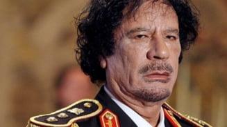 Noi informatii despre uciderea lui Moammar Gaddafi