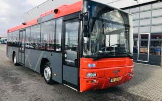 Noi linii de autobuz spre trei comune de langa Buzau, anuntate de operatorul de transport public local