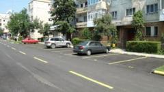 Noi locuri de parcare in oras. Apar in cartierele Dacia si Nicolina