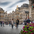 Noi masuri anti-COVID in Belgia: Barurile si cafenelele din Bruxelles se inchid, de luni, cu doua ore mai devreme