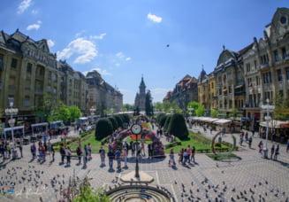 Noi masuri de relaxare a restrictiilor la Timisoara dupa ce rata de infectare a scazut spectaculos