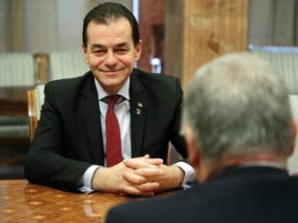 Noi numiri in Guvernul Orban: Directorul uzinei de arme Cugir, un avocat trecut prin toate partidele si viceprimarul Calarasiului