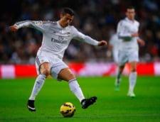 Noi performante uluitoare pentru Cristiano Ronaldo