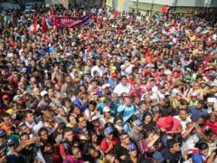 Noi proteste masive in Venezuela, dupa ce Guaido a indemnat la cele mai mari manifestatii din istoria tarii