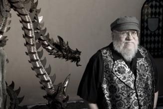 Noi romane ale lui George R. R. Martin, creatorul Game of Thrones, sunt pregatite pentru ecranizare