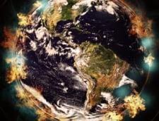 Noi suntem asteroidul. Pamantul e mistuit de sute de mii de incendii sau inecat de ploi torentiale (Galerie video)