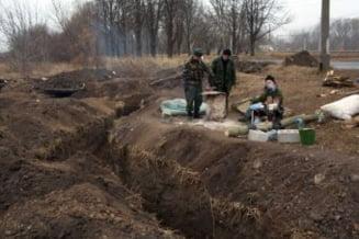 Noi tensiuni in sud-estul Ucrainei - Rusia neaga ca ar fi implicata