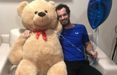 Noi vesti despre starea de sanatate a lui Andy Murray - cand ar putea reveni pe teren