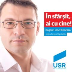 Noi vrem sa facem politici publice, nu sa te mintim frumos. Voteaza si tu Uniunea Salvati Romania!