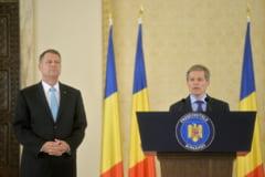 Noii ministri din Guvernul Ciolos au depus juramantul. Iohannis: Aveti domenii sensibile si grele de pastorit