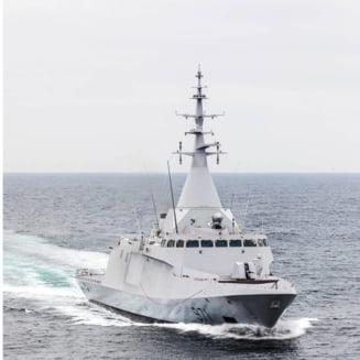 Noile corvete multifunctionale ale Marinei Romane vor fi construite de francezii de la Naval Group
