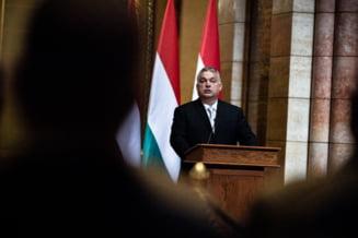 """Noile declaratii anti-UE ale premierul ungar Viktor Orban: """"La Bruxelles se construieste un suprastat"""""""