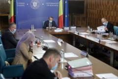 Noile măsuri decise de Guvern pentru limitarea pandemiei, publicate în Monitorul Oficial. Măsurile vor intra în vigoare la miezul nopţii
