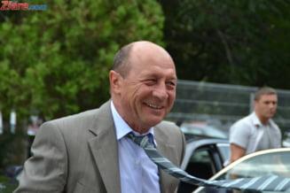 Noile tinte ale lui Traian Basescu (Opinii)