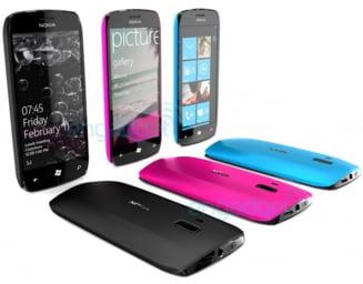Nokia lanseaza Lumia 610, un telefon ieftin cu sistem de operare Windows