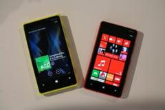 Nokia lanseaza in noiembrie Lumia 920 si 820. Ce preturi vor avea