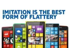 Nokia si Microsoft rad de produsele Apple