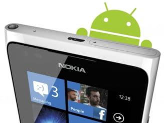 Nokia tradeaza Microsoft? Finlandezii testeaza un telefon cu Android