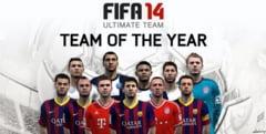 """Nominalizarile pentru """"11-le"""" ideal al fotbalului mondial in 2014"""
