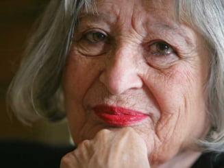 Nora Iuga, scriitoarea interzisa de Ceausescu pentru ca scria prea erotic - Interviu