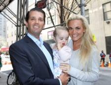 Nora lui Trump a ajuns la spital dupa ce a deschis un plic care continea o substanta alba