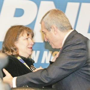 """Norica Nicolai, """"tepuita"""" de Tariceanu"""