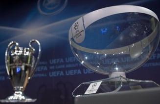 Noroc chior pentru Steaua la tragerea la sorti a playoff-ului Ligii Campionilor