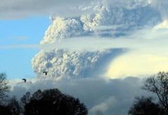 Norul de cenusa de la vulcanul din Chile anuleaza zboruri in Australia