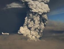 Norul vulcanic perturbeaza traficul aerian - Mii de pasageri, blocati pe aeroporturi